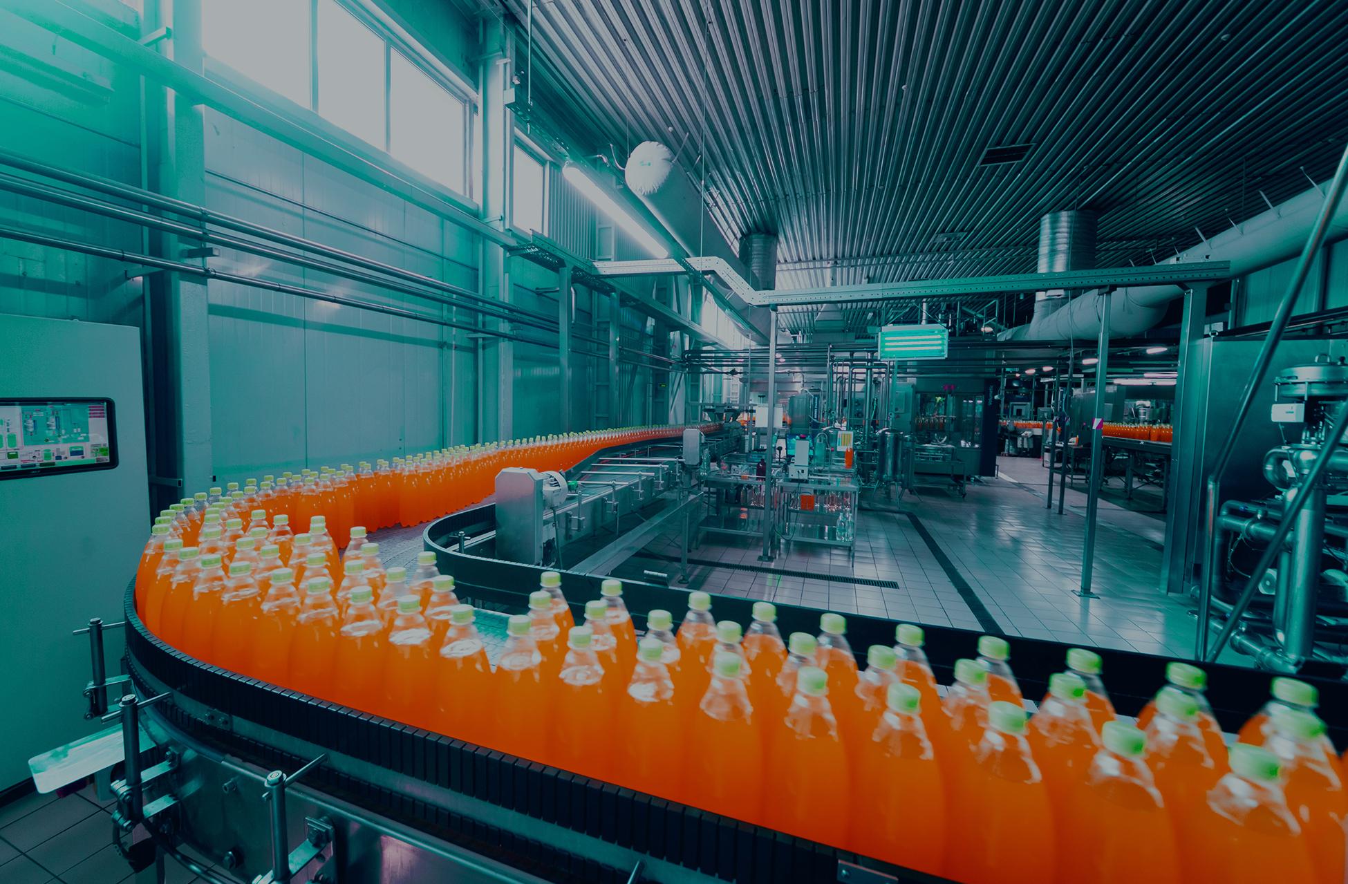 Fud-tech production line